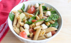 Healthy Recipes: Pasta Salad – Second Harvest Food Bank Of ..