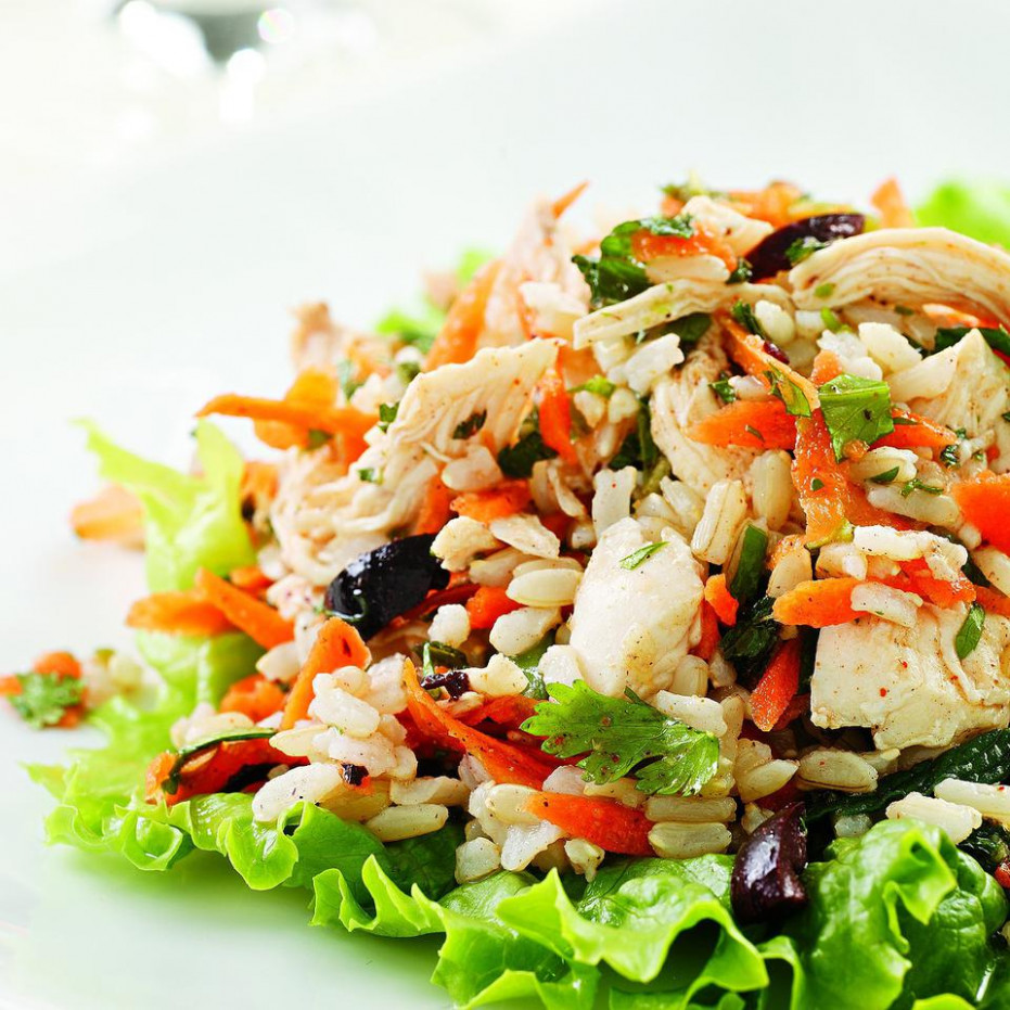Healthy Salad Recipes - EatingWell