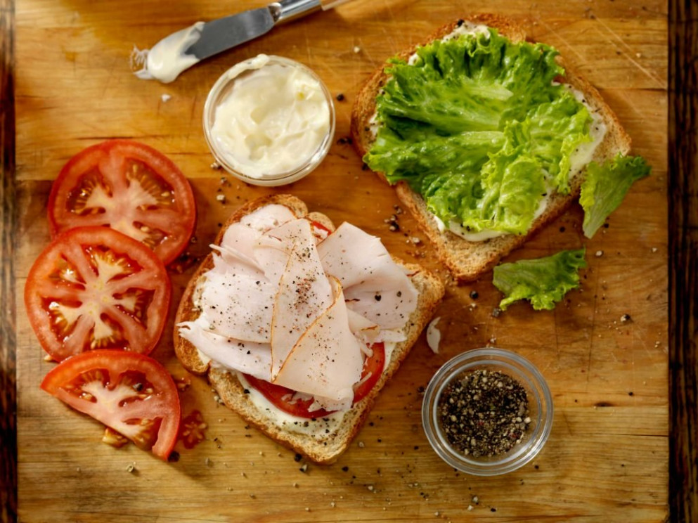 Healthy Sandwiches For Weight Loss | Reader's Digest - Food Recipes Healthy Weight Loss