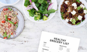 Healthy Shopping List: 14 Must Have Foods In The House – Healthy Recipes List