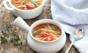 Healthy Slow Cooker Chicken Recipes: Chicken & Veggie Soup ..