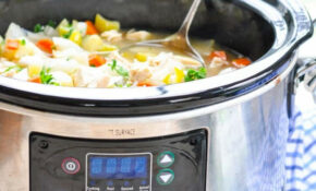 Healthy Slow Cooker Chicken Stew – Recipes Slow Cooker Chicken