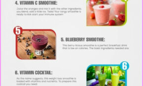 Healthy Smoothie Recipes For Losing Weight – Star Styles ..