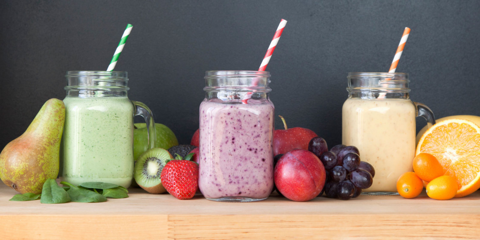 Healthy smoothie recipes - recipes for healthy smoothies