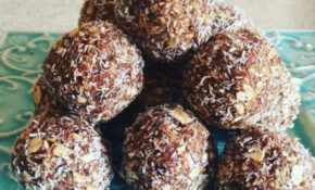 Healthy Snack Recipe For Date And Oat Bliss Balls – Recipes Using Dates Healthy