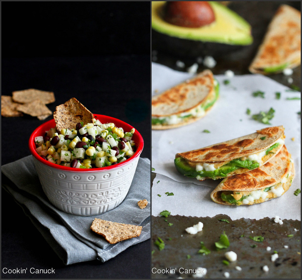 Healthy Snack Recipes | cookincanuck