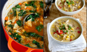 Healthy Soup Recipes – Healthy Recipes With Chicken