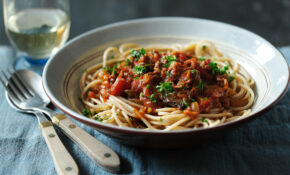Healthy Spaghetti Bolognese – Recipes With Mince Healthy