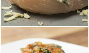 Healthy Spinach And Ricotta Stuffed Chicken – Chicken Recipes With Spinach
