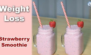 Healthy Strawberry Smoothie Recipes Weight Loss – 12Recipes – Healthy Smoothie Recipes For Weight Loss