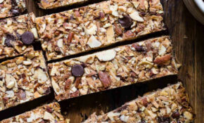 Healthy Sugar Free Keto Low Carb Granola Bars | Food Faith ...