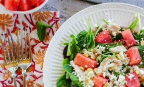 Healthy Summer Dinner Recipes: July Meal Plan – Rainbow ..