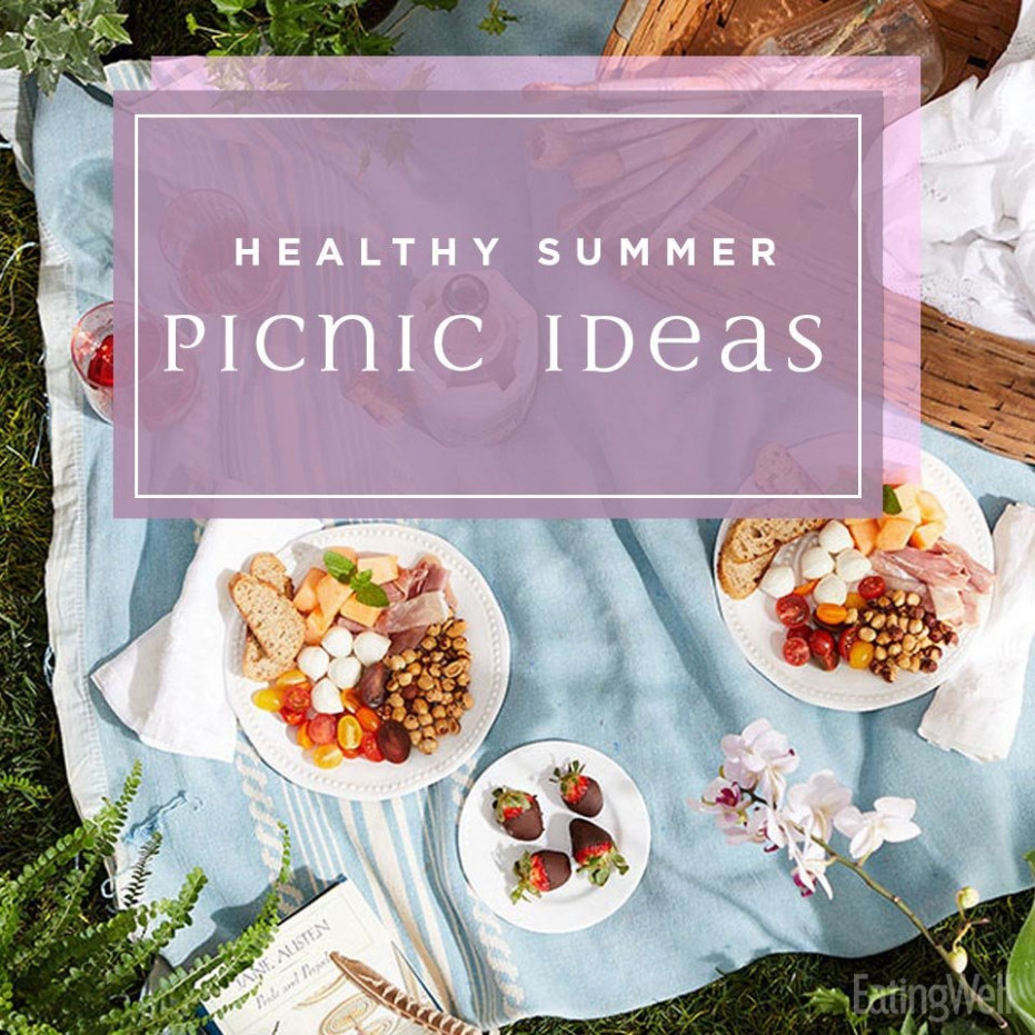 Healthy Summer Picnic Ideas to Pack Up for Dinner Tonight ..
