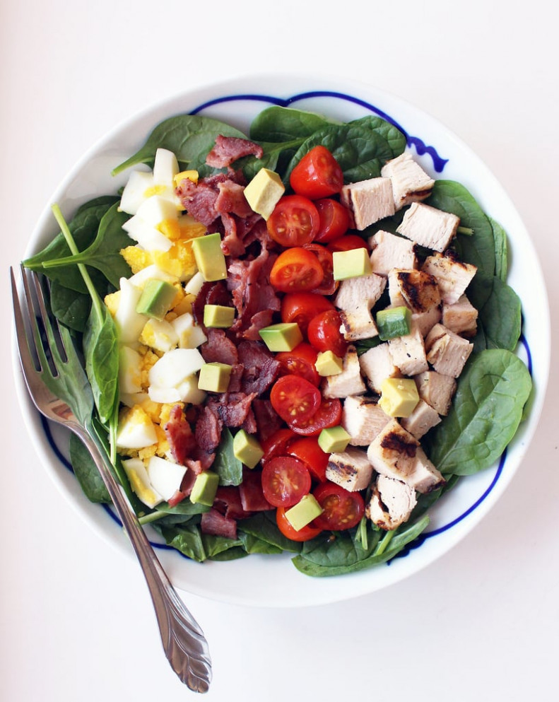 Healthy Summer Salad Recipes | POPSUGAR Fitness Australia - healthy recipes salads