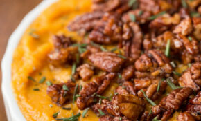 Healthy Sweet Potato Butternut Casserole – Recipes Sweet Potatoes Healthy