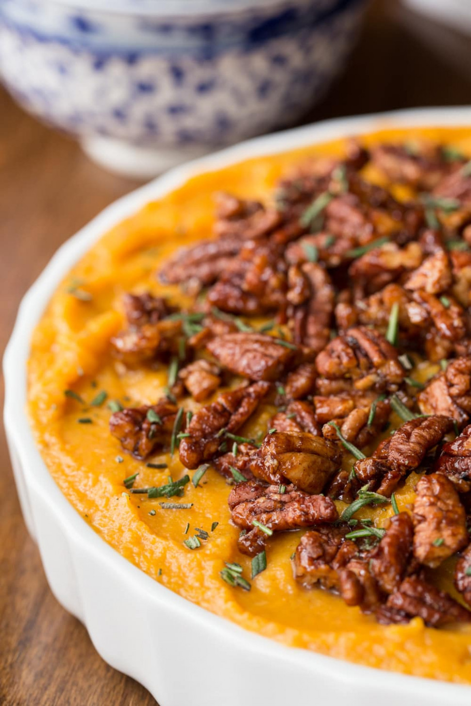 Healthy Sweet Potato Butternut Casserole - Recipes Sweet Potatoes Healthy