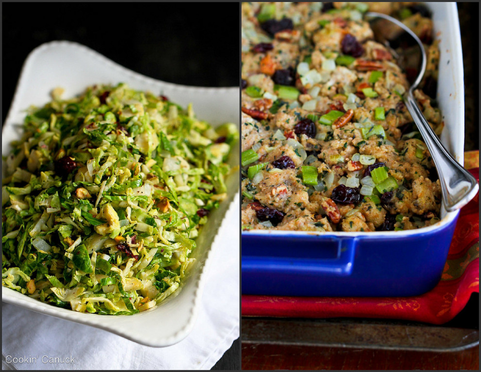 Healthy Thanksgiving Side Dish Recipes - recipes casseroles healthy