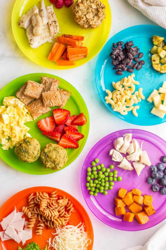Healthy Toddler Finger Food Ideas - Family Food On The Table - Healthy Recipes Ideas