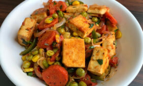 Healthy Tofu With Stir Fried Vegetables | Weight Loss Recipe | Diet Recipe  | Vegan Recipe – Healthy Recipes Diet