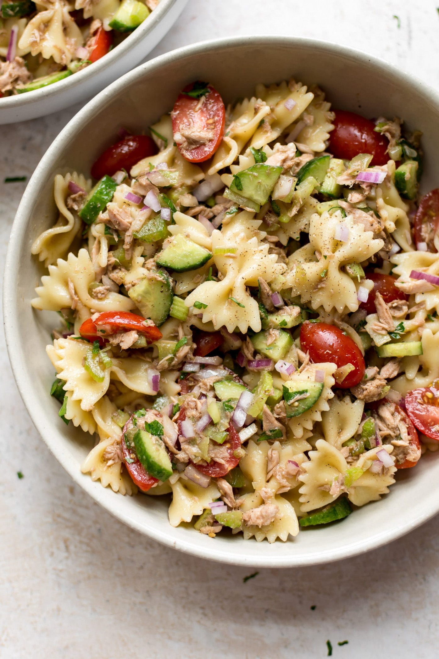 Healthy Tuna Pasta Salad - recipes pasta healthy