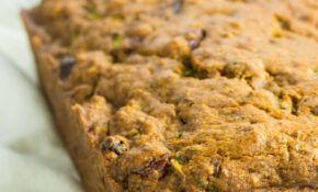 Healthy Vegan Zucchini Bread Recipe - Namely Marly