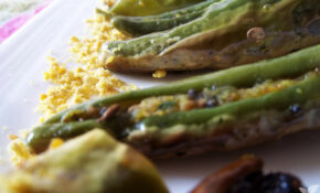 Healthy Vegetarian Stuffed Peppers With Fenugreek Seeds – Fenugreek Seeds Recipes Vegetarian
