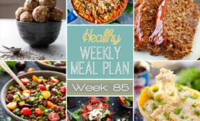 Healthy Weekly Meal Plan #10 – Yummy Healthy Easy – Healthy Recipes For A Week