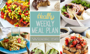 Healthy Weekly Meal Plan #13 – Yummy Healthy Easy – Healthy Recipes To Try