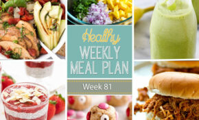 Healthy Weekly Meal Plan #14 – Recipe Runner – Recipes Dinner This Week