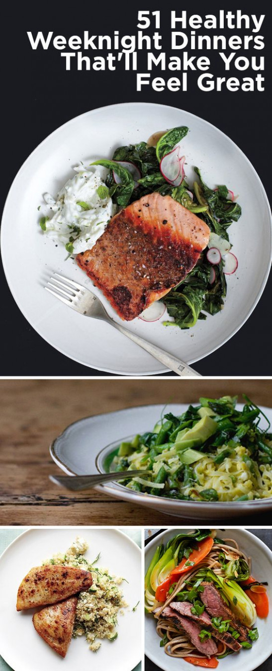 Healthy weeknight dinners, Weeknight dinners and Dinner on ..