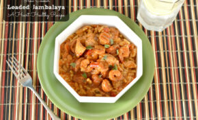 Heart Healthy Crock Pot Jambalaya – Healthy Recipes In Crock Pot