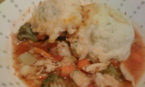 Hearty Chicken Stew With Dumplings (Cooking For 2) – Bisquick Recipes Dinner
