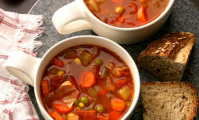 Hearty Vegetable Soup Recipe | Taste Of Home – Recipes Of Vegetarian Soups