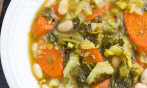 Hearty Vegetarian Cabbage Soup – Recipes Cabbage Soup Vegetarian