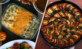 Hearty Vegetarian Recipes Fit For A Holiday Party • Tasty – The Best Vegetarian Recipes