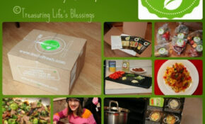 Hello Fresh – Treasuring Life's Blessings – Recipes And Food Delivery