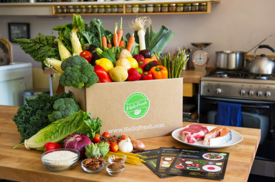 HelloFresh Meal Kit Subscription Box Review ..