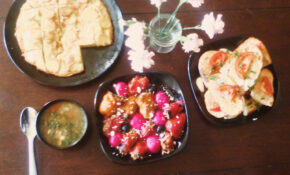 Here Is An Astoundingly Poor Photo Of A Meal I Spent All Day Making! – Quick Indian Dinner Recipes