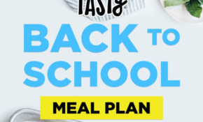 Here's An Easy, 15 Night Dinner Plan That's Perfect For Busy ..