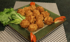 Hi Tea Prawn Chicken Ball Recipe By Chef Zakir – Cook With ..