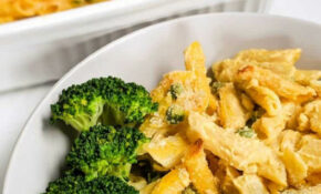 Hidden Veg Mac and Cheese - WithExtraVeg