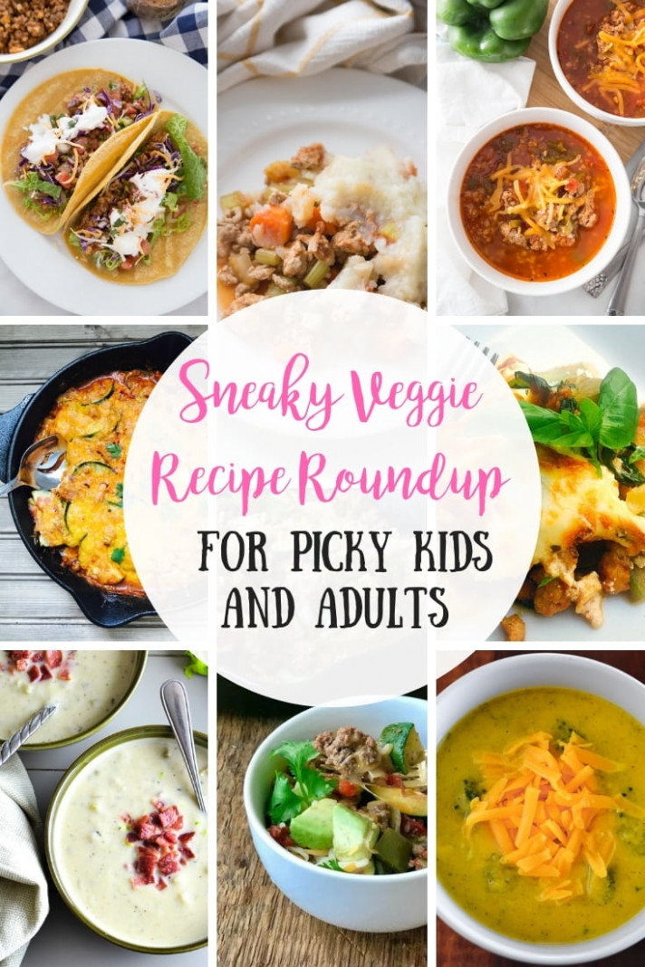 Hidden Vegetable Recipes for Picky Eaters | 10 Day Fix ..