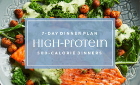 High Protein 15 Calorie Dinners | EatingWell – Healthy Recipes High Protein