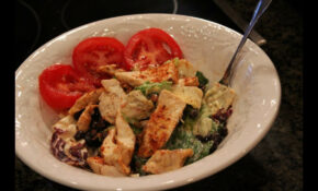 High Protein Bodybuilding Cutting Meal: Healthy Chipotle ..