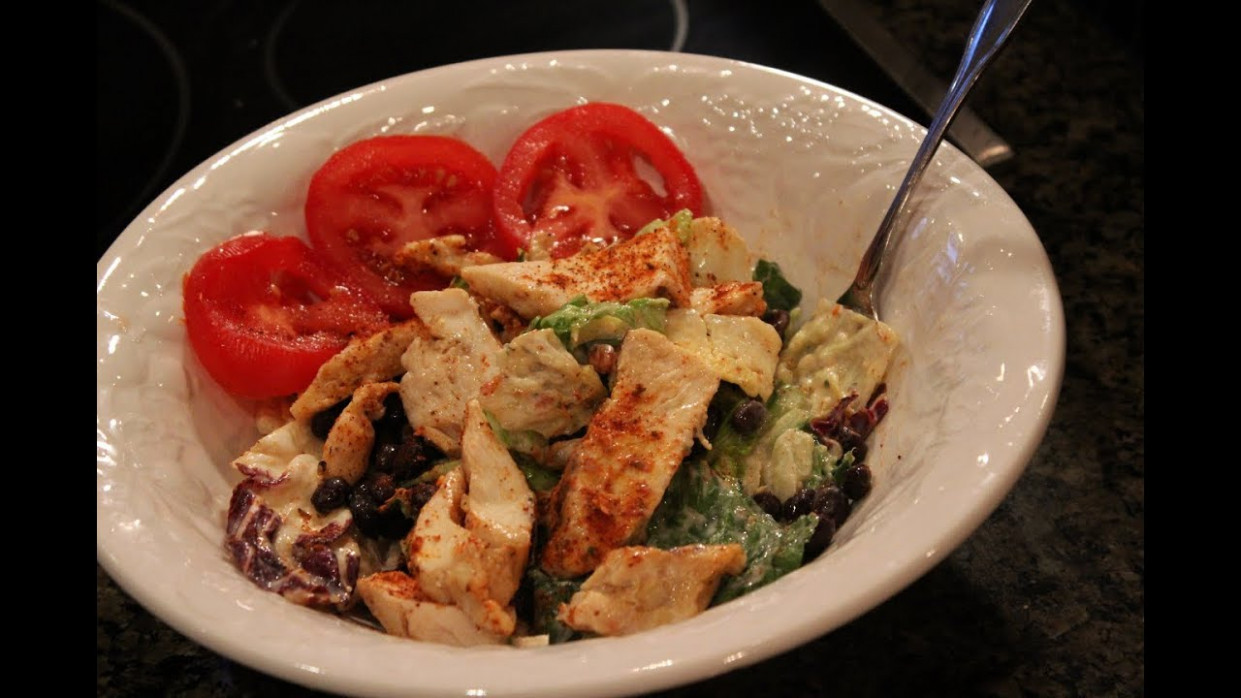 High-Protein Bodybuilding Cutting Meal: Healthy Chipotle ..