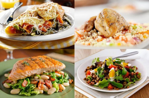 High protein foods and recipe ideas - goodtoknow - food recipes high in protein