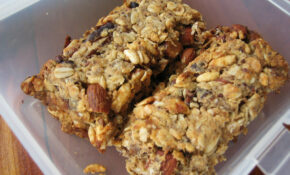 High Protein Granola Bars. Perfect Lunch Box Treats… Low ..