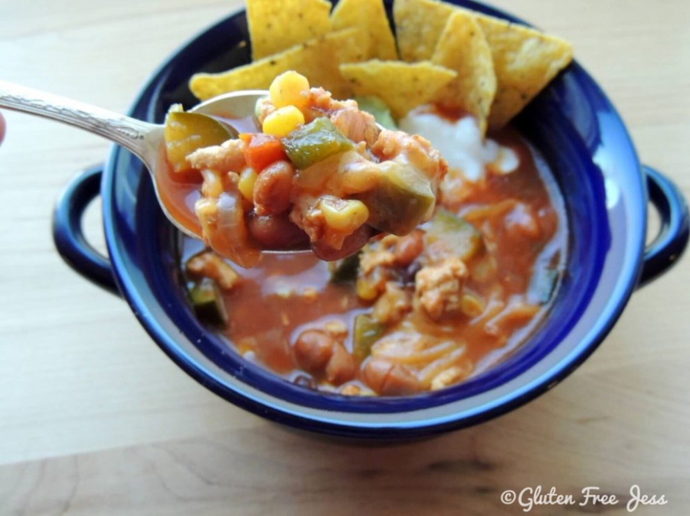 High protein low carb turkey chili - Keto Academy - dinner recipes low carb high protein