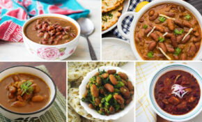 High Protein Rajma Curry Recipes Perfect For Lunch Or Dinner ..
