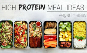 HIGH PROTEIN VEGAN MEAL IDEAS » Bento Box – Food Recipes Protein